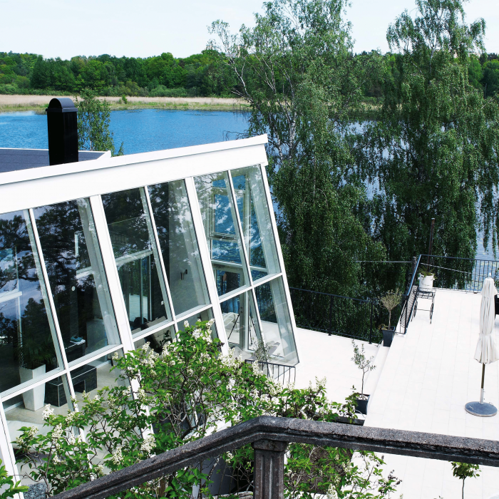 Villa Eslami utomhus